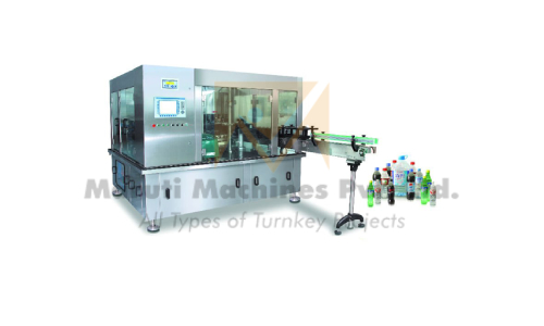 Advantages Of Automatic Water Bottle Packaging Machine
