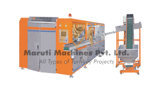 2 Cavity Pet Blow Molding Machine In Hubli