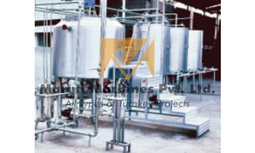 30-40-60-90-120 Bpm Soft Drink Plant