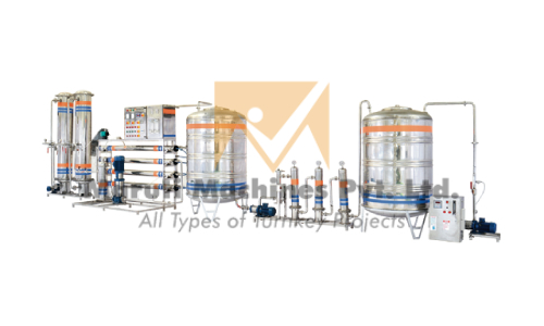 Alkaline Water Bottling Machine In Hubli