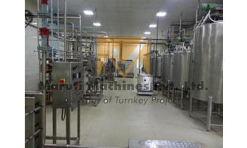 Automatic Carbonated Soft Drink Plant In Hubli