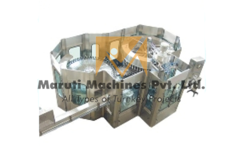 Automatic Juice Filling Sealing Machine In Ahmedabad