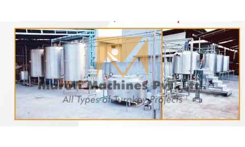 Automatic Soft Drink Packaging Plant In Kakinada