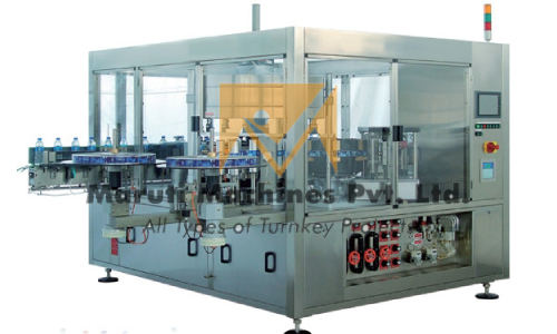 Hot Melt Glue BOPP Labeling Machine In Hubli