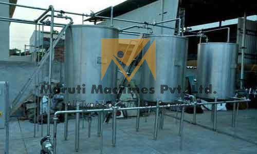Juice Bottling Plant In Vadodara
