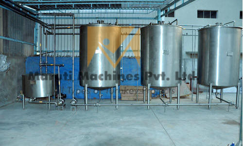 Litchi Drink Plant Making Machine In Delhi