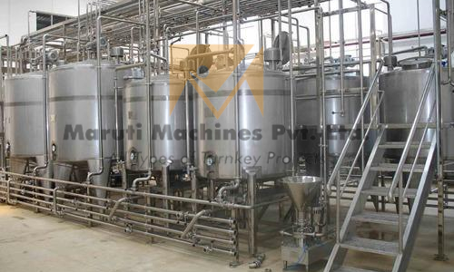 Milk Processing And Packaging Machinery In Hubli