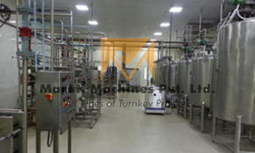 Natural Real Fruit Juice Bottling Plant In Hubli